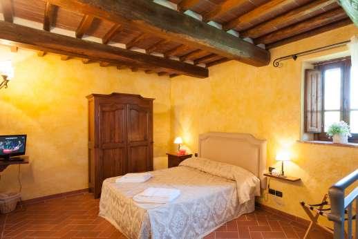 Borgo Gerlino - Guest House ground floor double bedroom