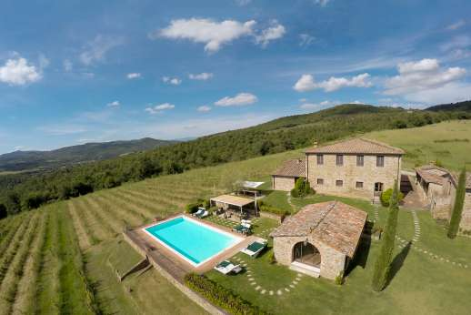 Borgo Gerlino - An amazing villa for an amazing stay in Tuscany!