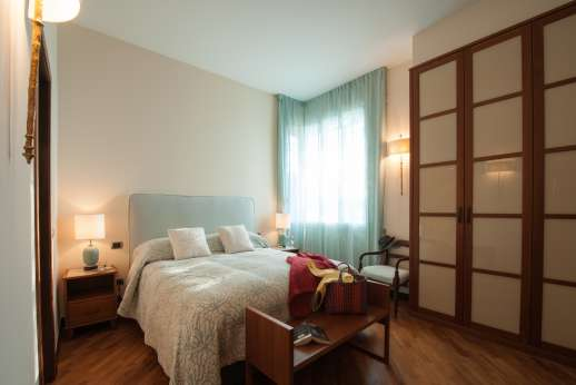 Bellaria - Ground floor air conditioned double bedroom one