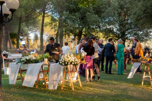 Weddings at Villa Ostignano - Weddings at Villa Ostignano