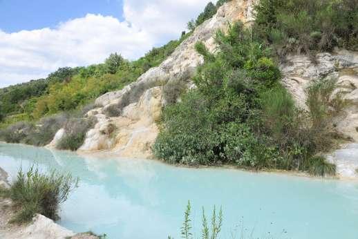 Poggiobuono - Val d'Orcia valley which is Unesco World Heritage site