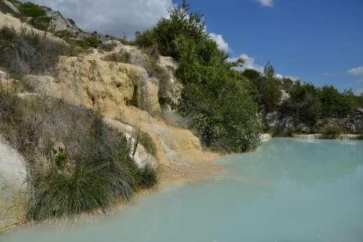 Poggiobuono - Salt water steam
