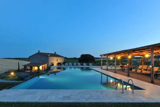 Segreto Gelsomino - Segreto Gelsomino is a fantastic converted farmhouse,