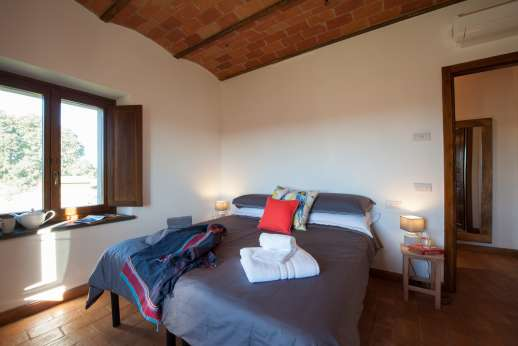Segreto Gelsomino - Ground floor Air conditioned double bedroom