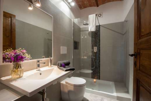 Segreto Gelsomino - En suite bathroom