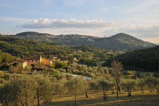 Podere Nuccioli - Nestled in the hills of the Val di Mugnone