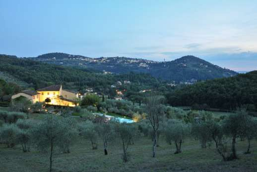 Podere Nuccioli - Podere Nuccioli is in a beautiful location
