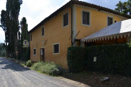 Poggio Ai Grilli -  Camugliano's Locanda which specialises in typical Tuscan cuisine and lies within 10 minutes' walk