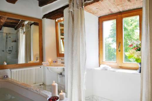Torre di Hesperides - Bathroom.