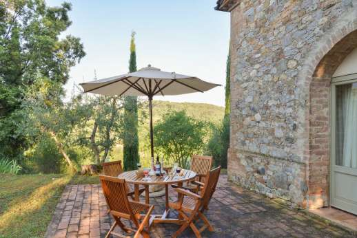 Poggio di Artemis - Located in Chianti on a stunning 400 acre estate