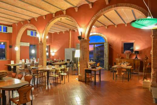 Poggio di Artemis -  winery that produces a renowned wine and where you can enjoy wonderful meals in the small restaurant