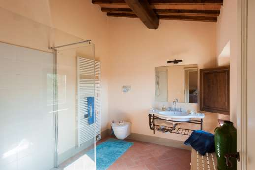 Argenta Celeste - En-suit bathroom with large shower