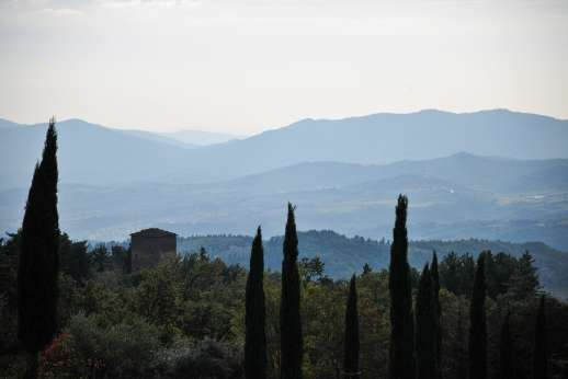 Argenta Celeste - Set high in the hills not far from Florence, near the charming village of Pelago