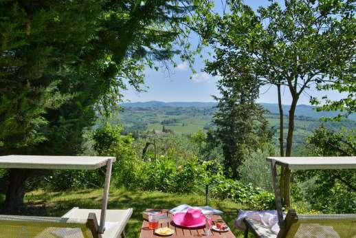 Montesassi - Admire the amazing views