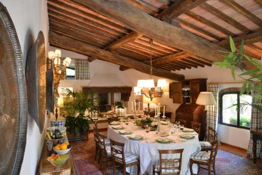 Montesassi - Truly a very comfortable and welcoming house.