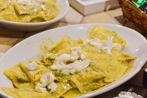 Villa Le Botti - Have a cook prepare fresh food for you!
