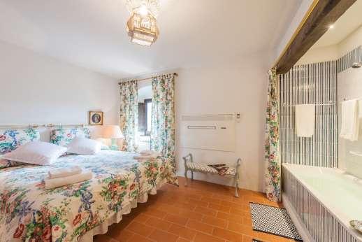 La Tegolaia - Comfortable rooms.