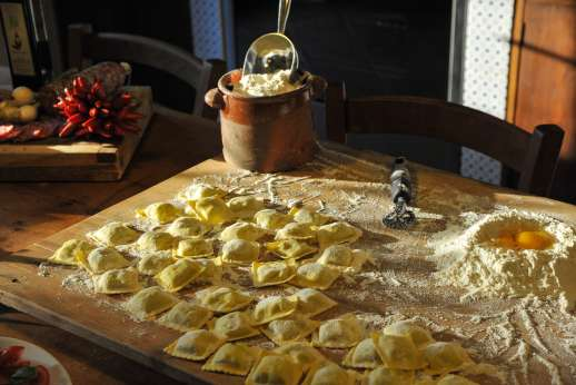 A Cooking Week at Il Cortile Pratolino