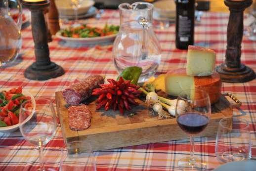 A Cooking Week at Il Cortile Pratolino
