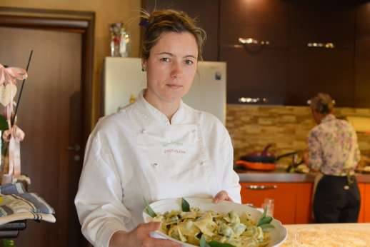 Villa Denise (x 8 people) with Staff and Cook - Chef Elena can cook for you or with you, enjoy a pasta making class!