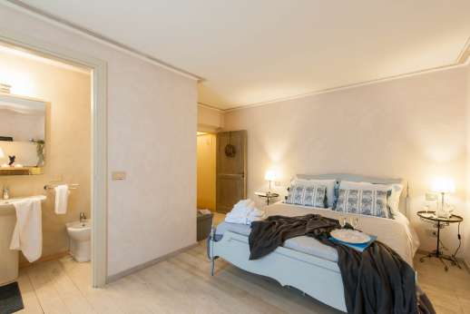 Villa Atena - Forestry ground floor, double bedroom