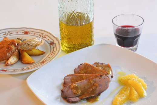 Villa Atena - Tuscan delights, arrange a cookery class.