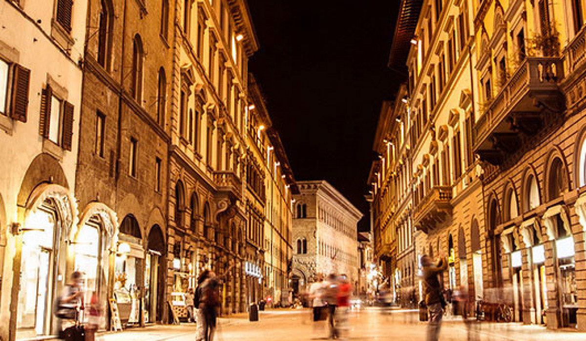 Via Tornabuoni Florence