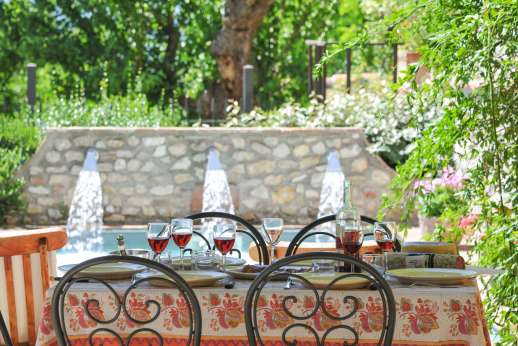 Casa del Poggio - Take advantage of the wonderful meals prepared for you by Daniela.