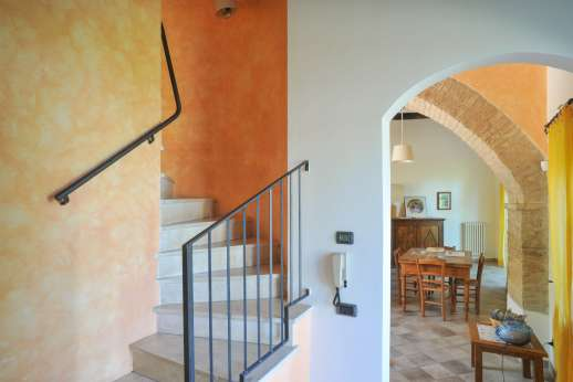 Casa del Poggio - Complemented by comfortable, classic furnishings with a welcoming feel.