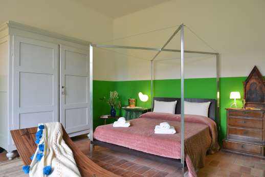 Villa Caprolo - Ground floor double bedroom