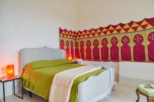 Villa Caprolo - Independent suite double bedroom (x20 option only)