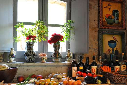 The Rose Barn - Italy a gourmet paradise!