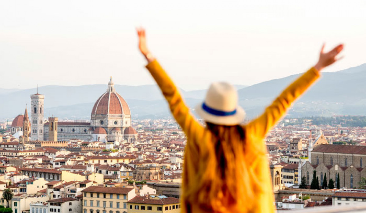 Florence view, Tuscany