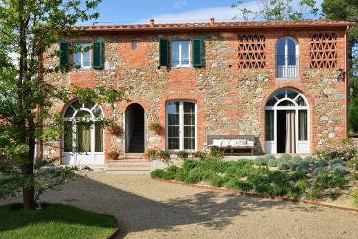 Podere Brogi - The guesthouse at Podere Brogi