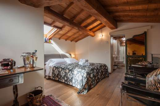 Podere Brogi - All bedrooms are air conditioned.