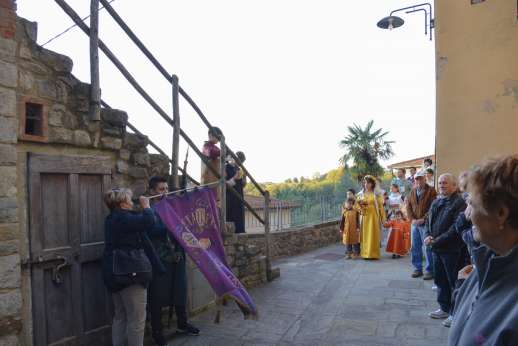 Podere Brogi - Medieval festival in the local village