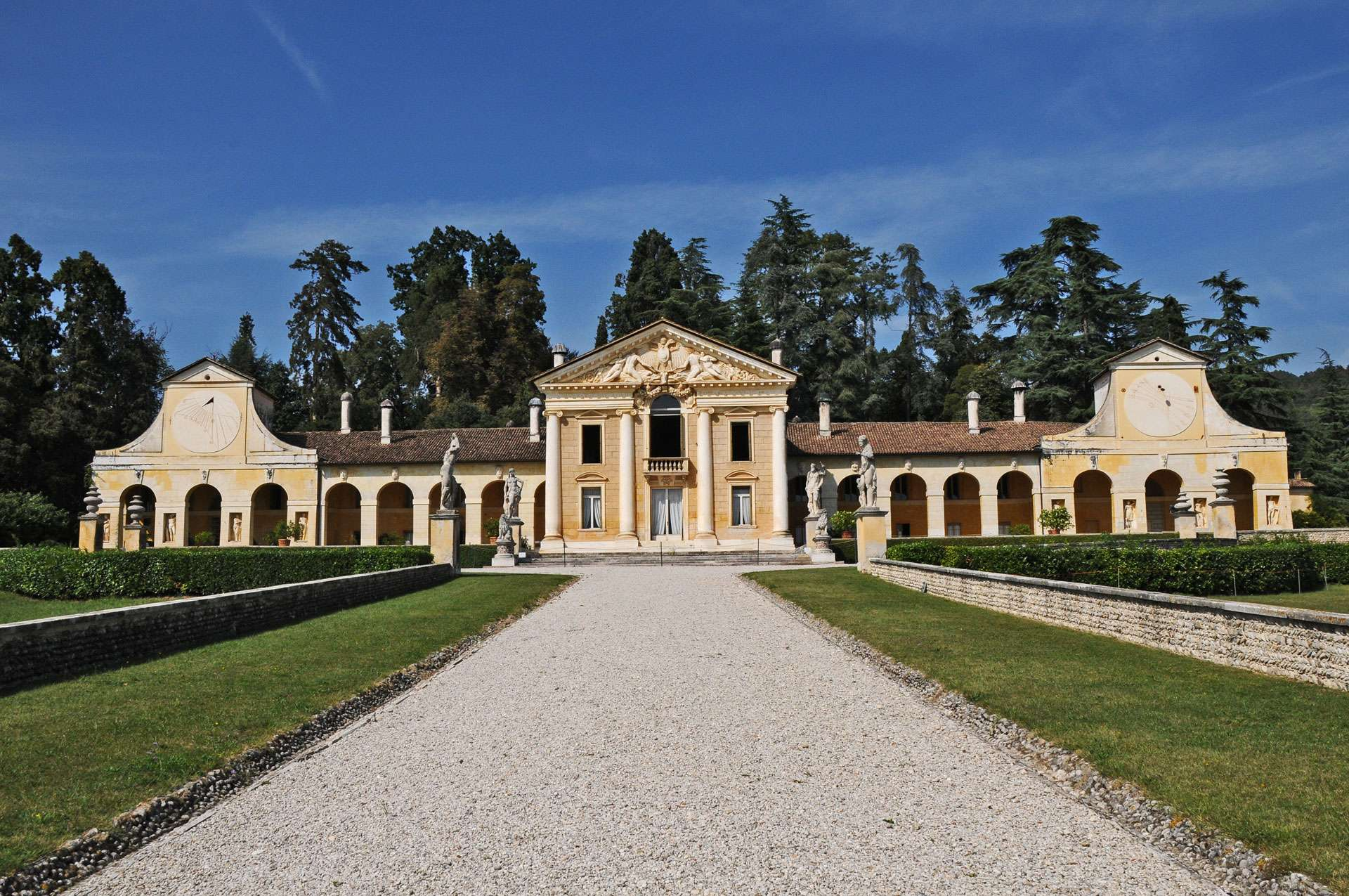 A Guide to the Best Palladian Villas in Veneto