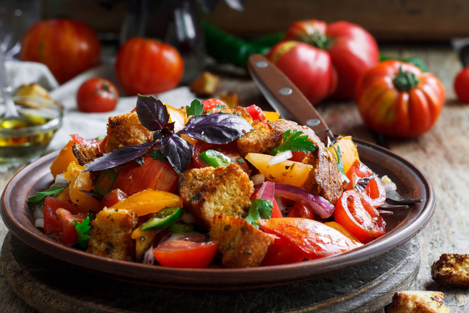Tuscan Cuisine & Food