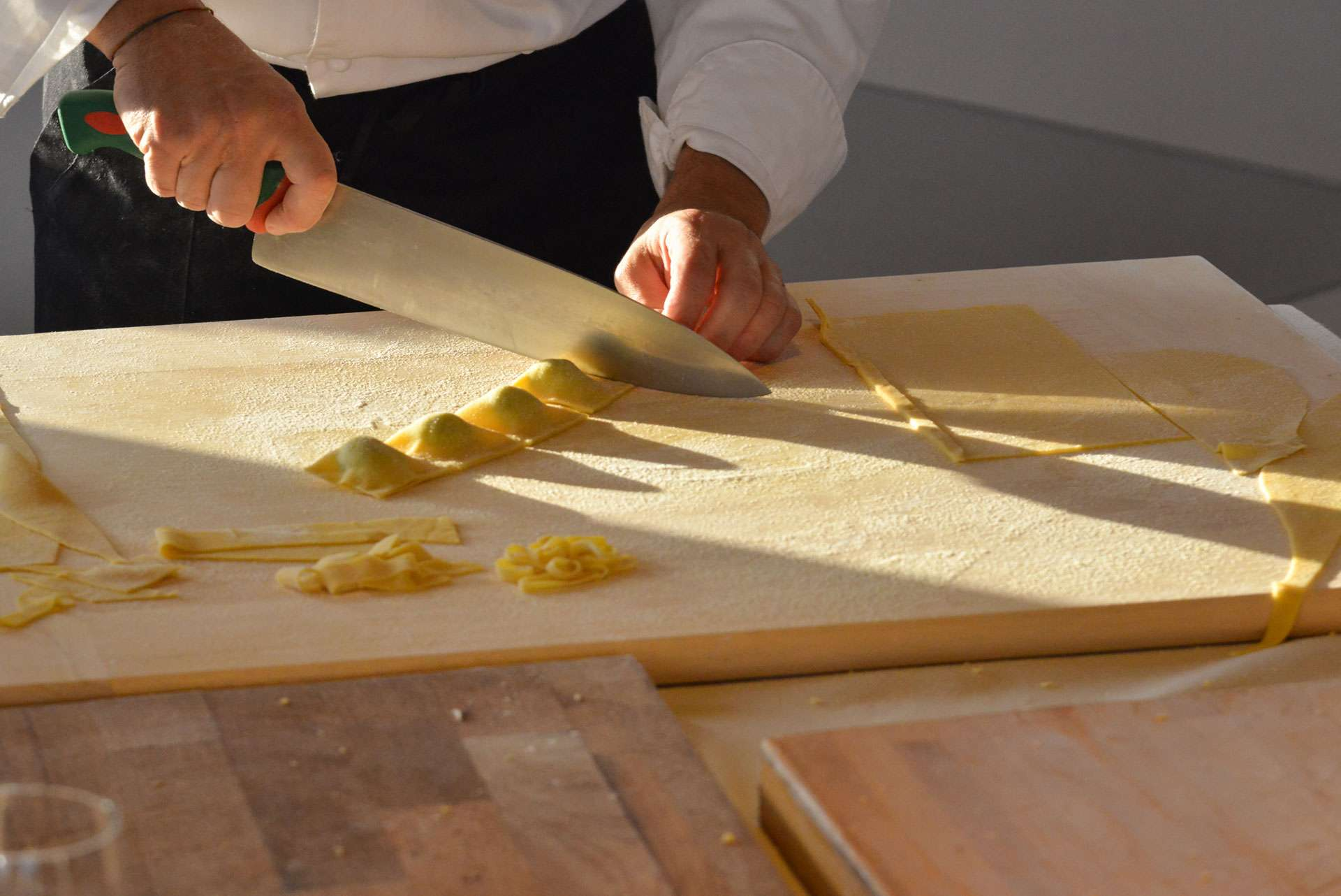 The Art of Homemade Pasta Making
