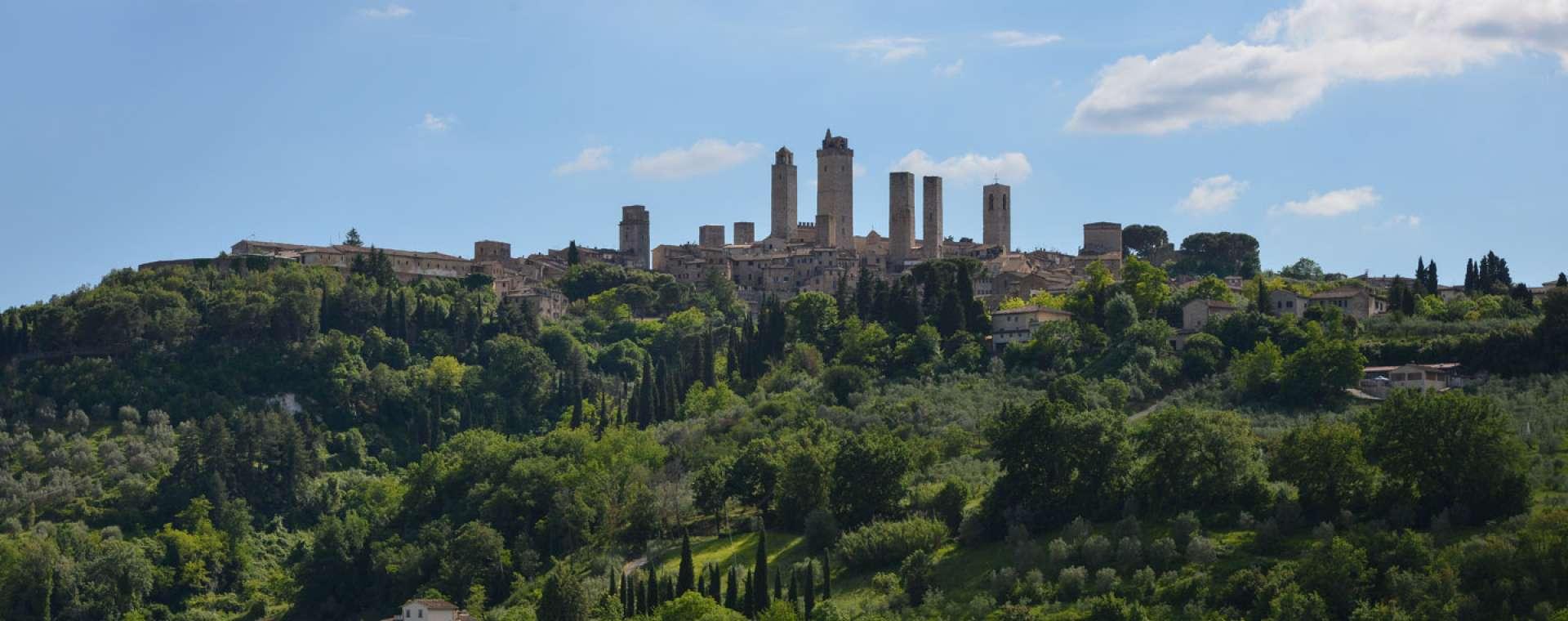 Visit 7 UNESCO World Heritage Sites in Tuscany
