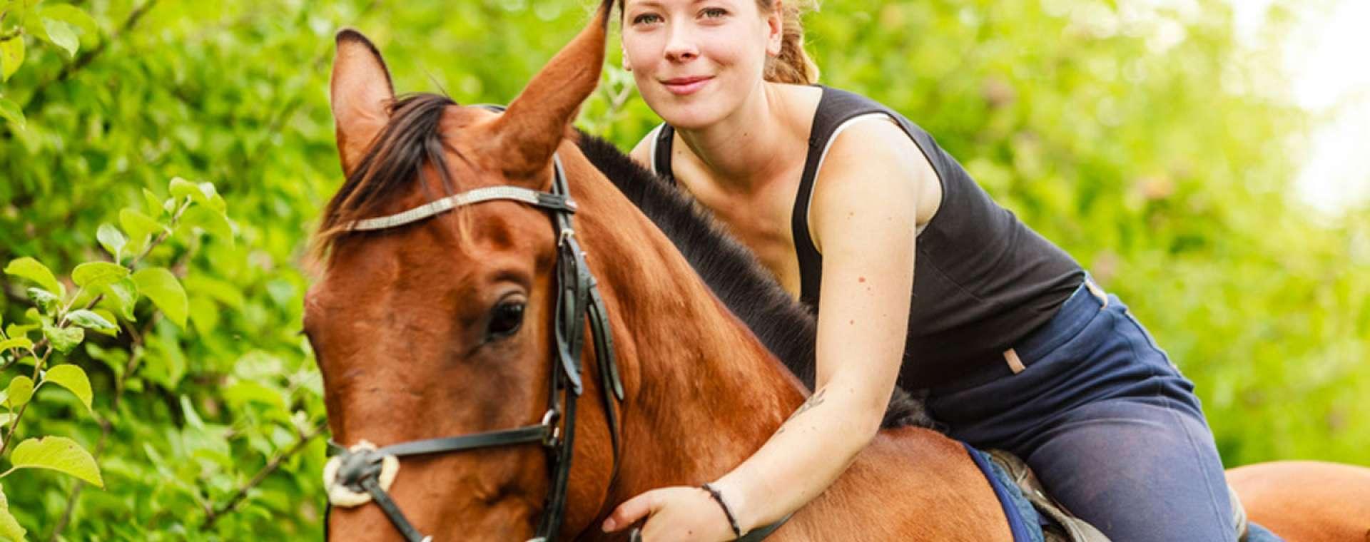 Saddle Up for Horseback Riding in Tuscany
