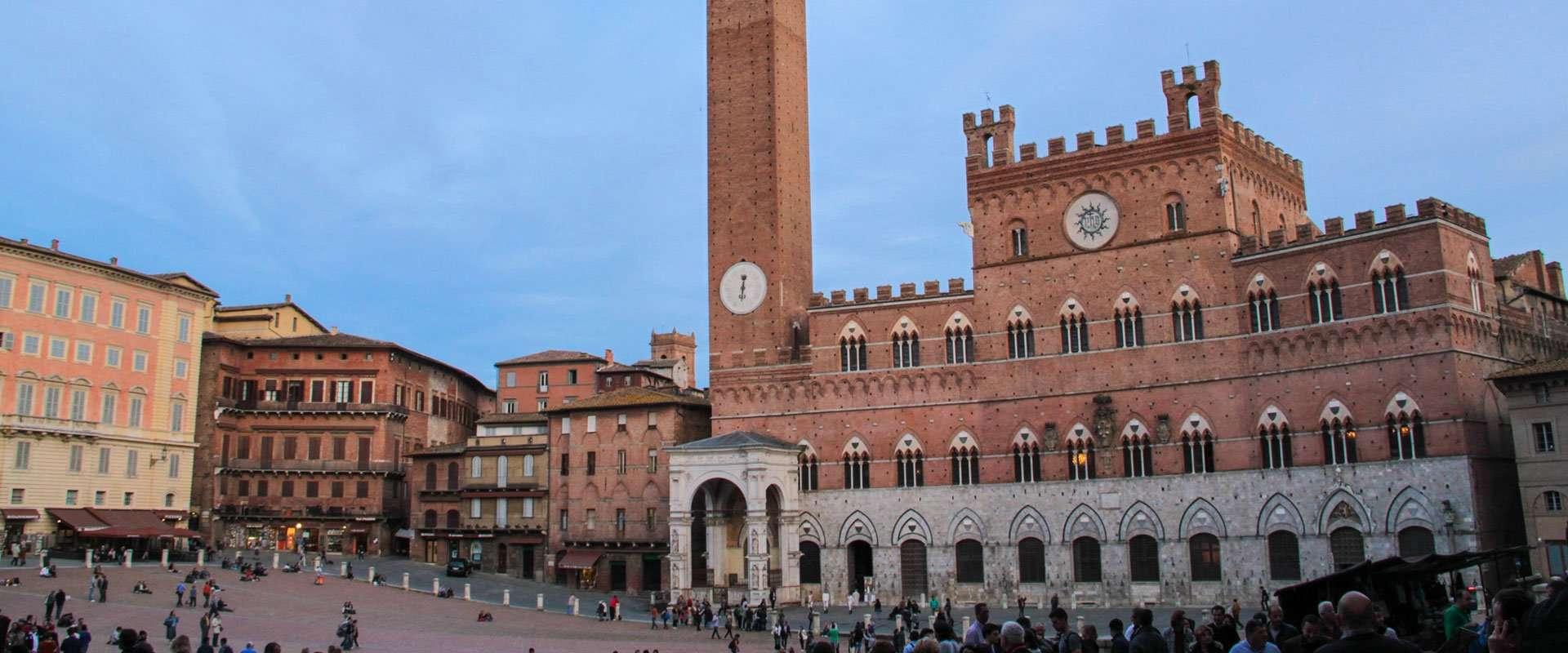 Siena Beyond The Palio