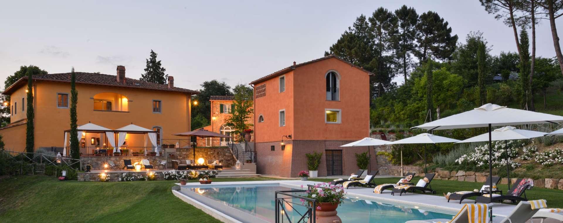 Renting a Villa in Chianti