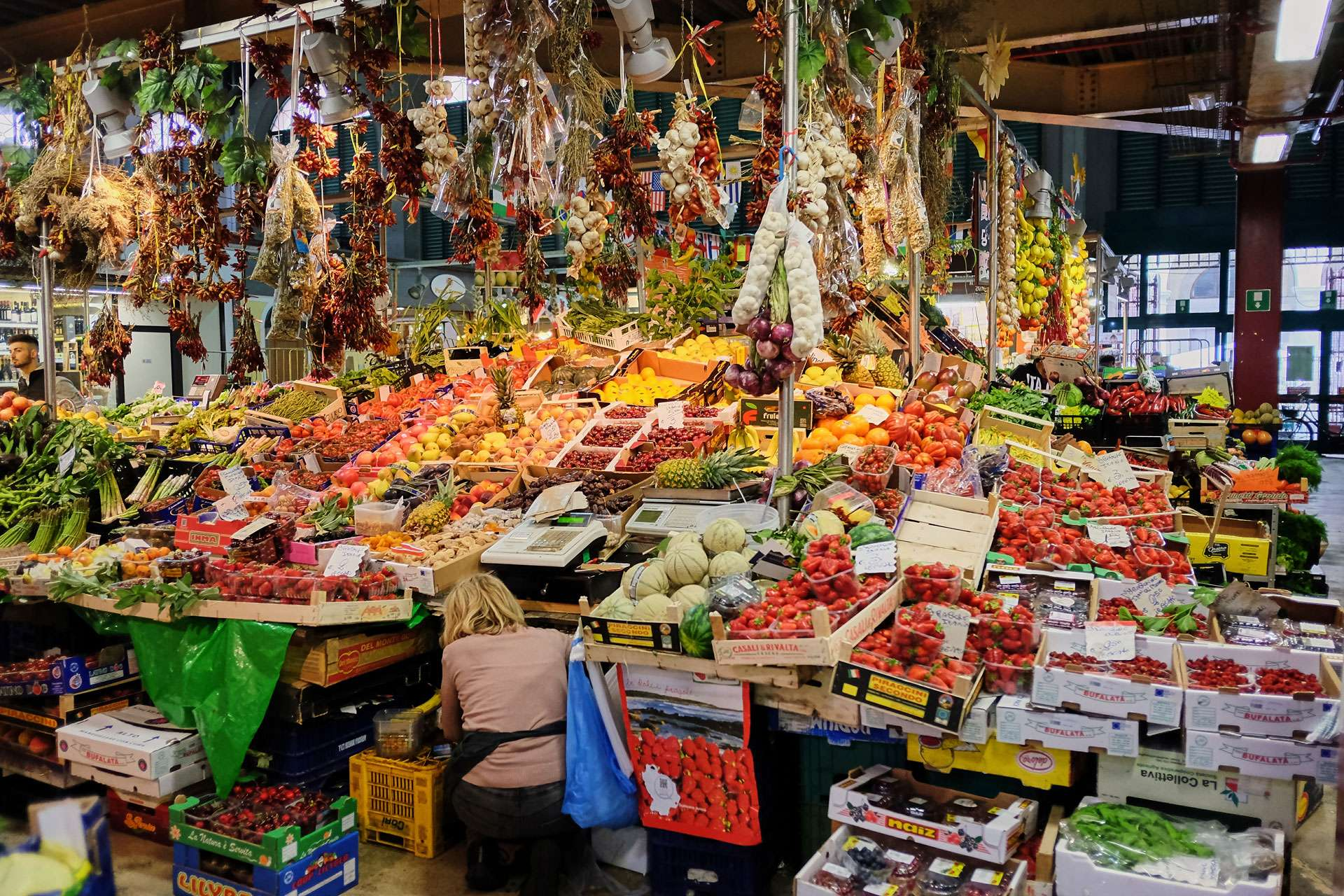 Best Farmers' Markets in Tuscany & Umbria