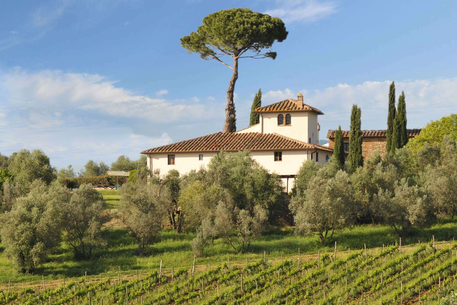 The Best Villas near Florence