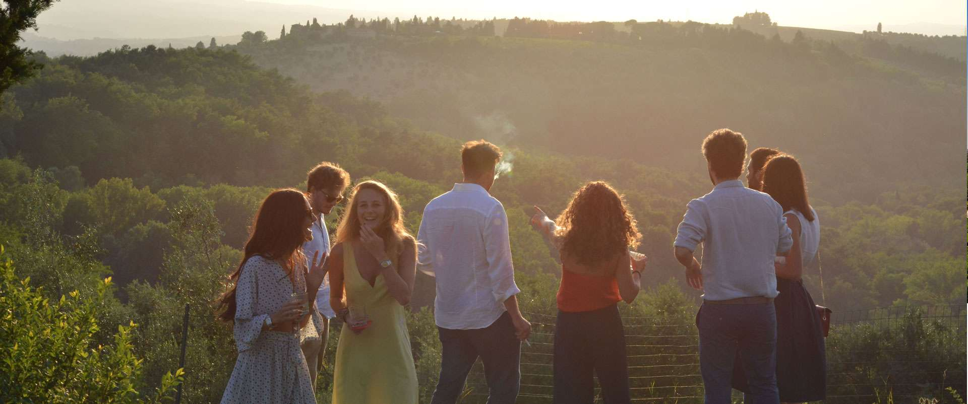 Five Things To Do the Week Before your Tuscan Wedding