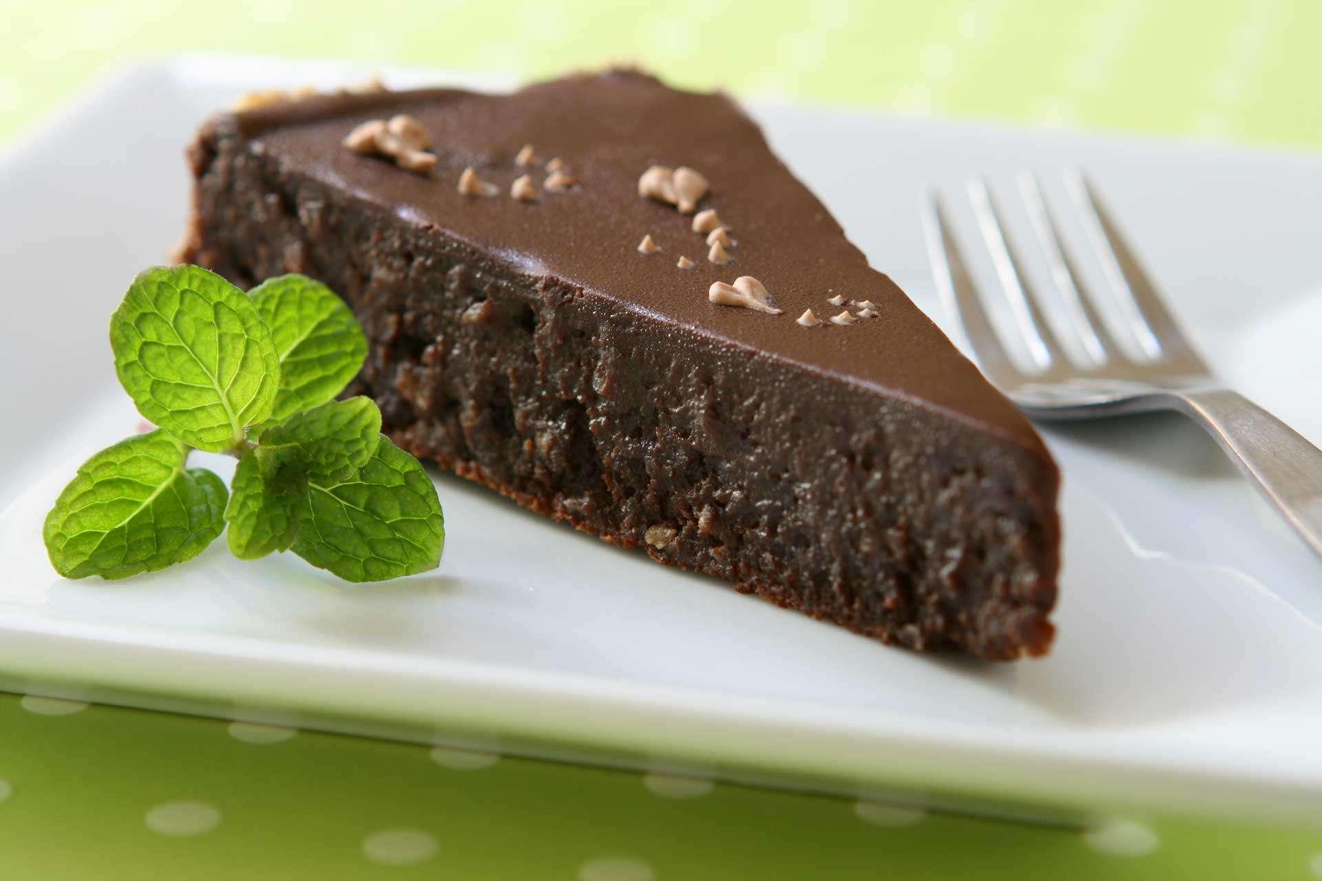 Maria's Flourless Chocolate Cake