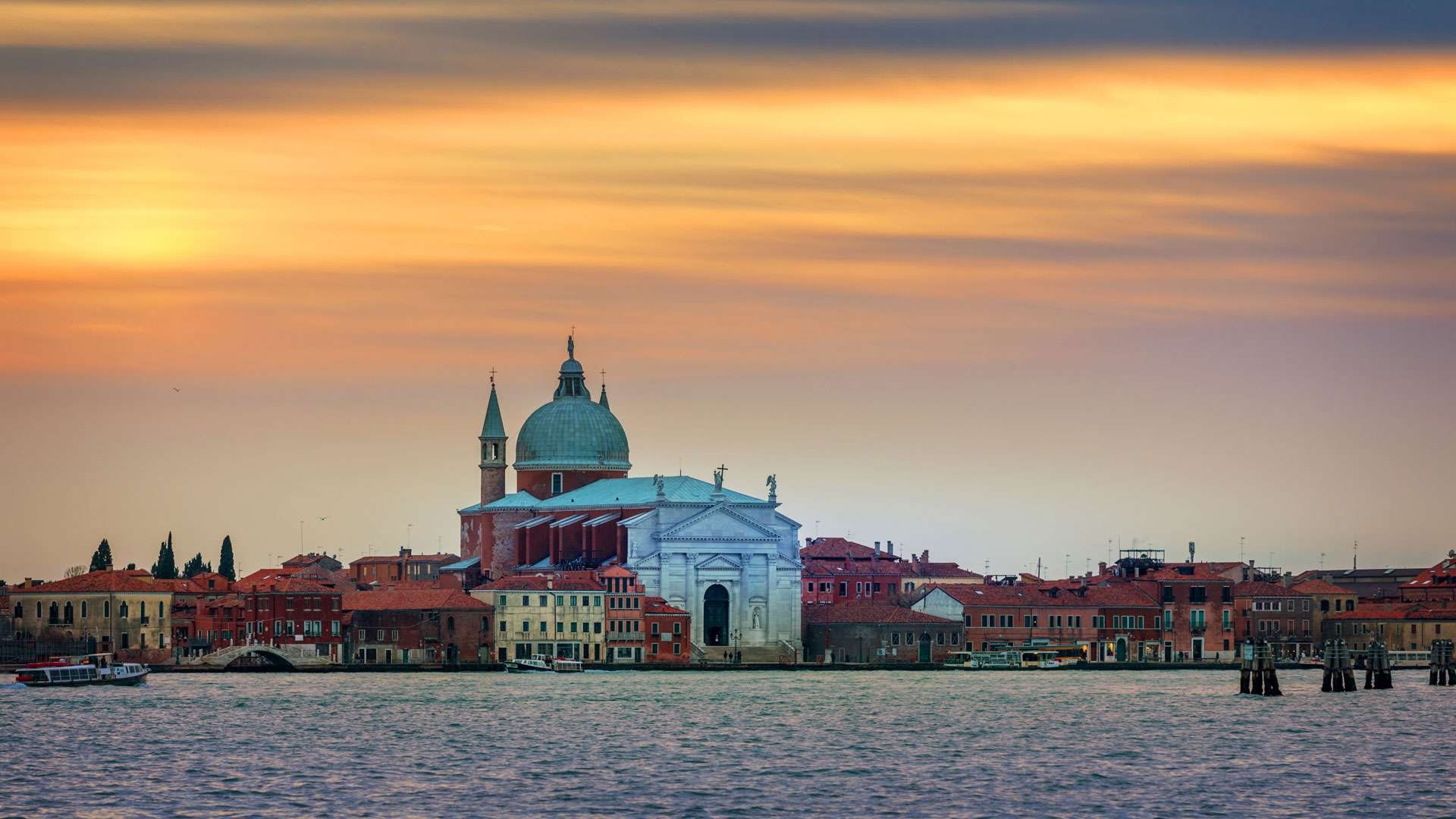 Visiting the Churches of Venice