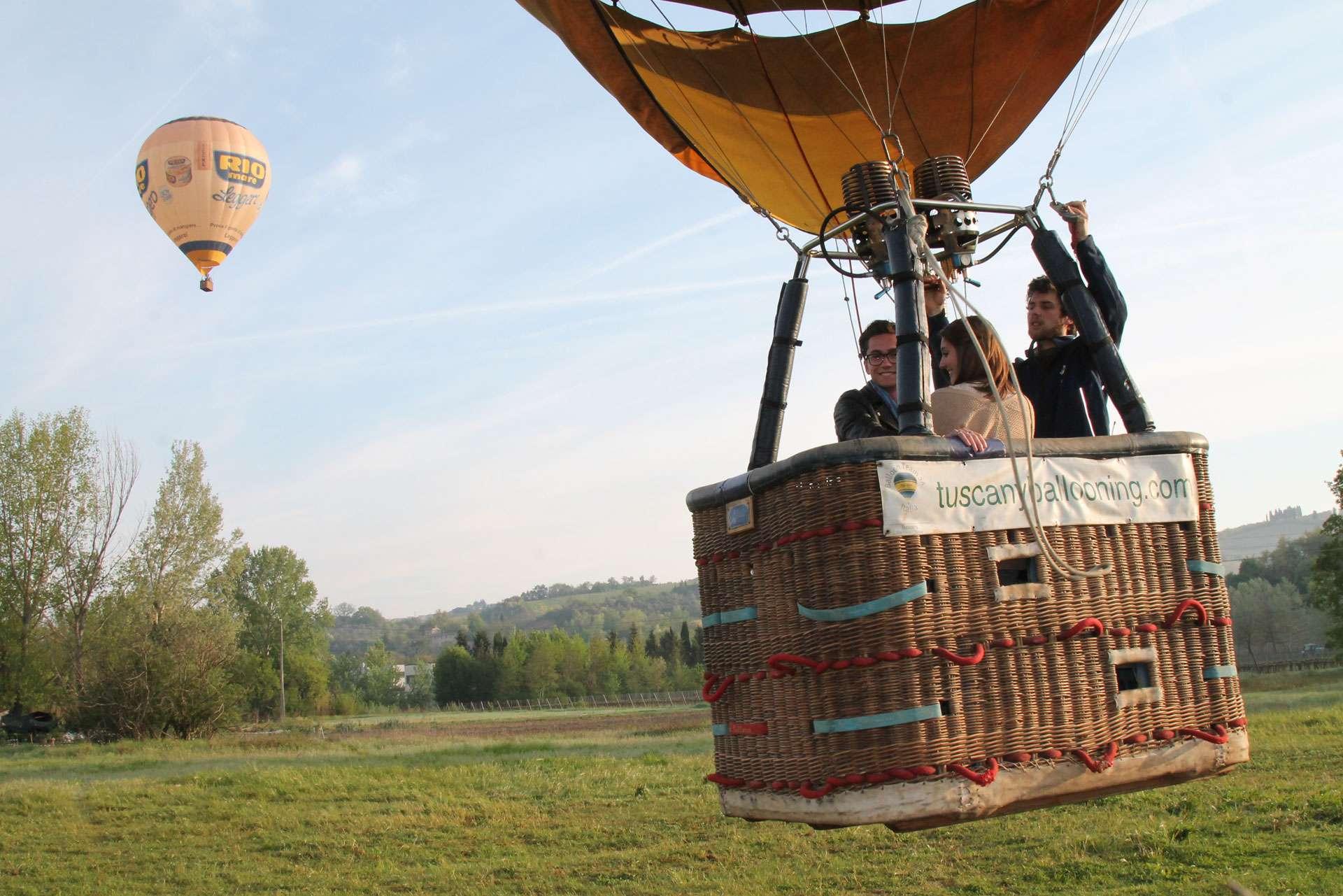 Tuscany by Balloon