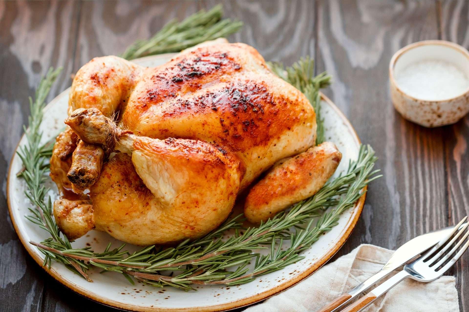 TN&M in the Kitchen - Roast Chicken with Vin Santo